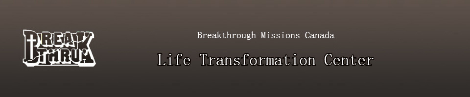 Breakthrough Missions Canada